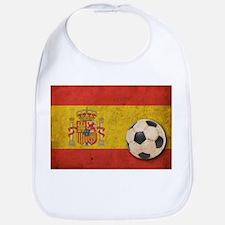 Vintage Spain Football Bib