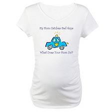 Mom Catches Bad Guys Shirt