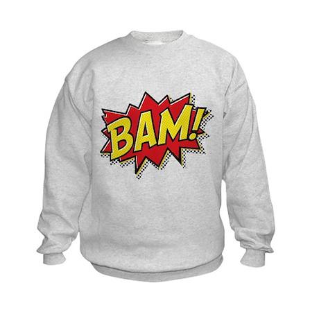 Bam! Kids Sweatshirt