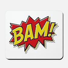 Bam! Mousepad