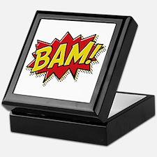 Bam! Keepsake Box