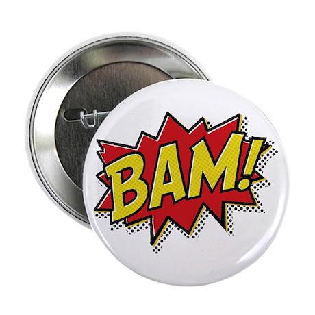 "Bam! 2.25"" Button (10 pack)"
