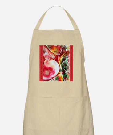 """Mother's Rule the Earth"" Apron"