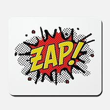 Zap! Mousepad