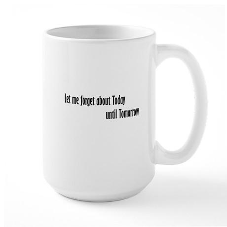 Mr Tamborine Man Large Mug