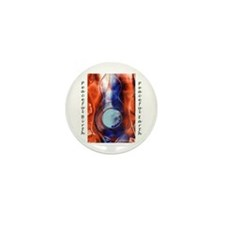 Peaceful Birth Peaceful EarthMini Button (10 pack)