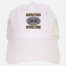 Manufactured 1941 Baseball Baseball Cap