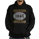70 year old birthday Hoodie (dark)