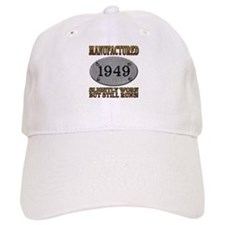 Manufactured 1949 Baseball Cap