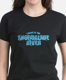 I Peed in the Snoqualmie River T-Shirt