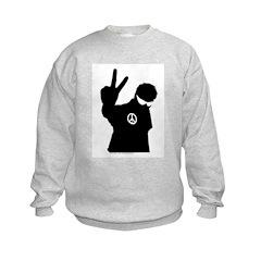 Peace Man Gift Gear Sweatshirt
