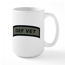 Large OEF Vet Mug