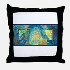 Zapotec Throw Pillows : Toltec Zapotec Pillows, Toltec Zapotec Throw Pillows & Decorative Couch Pillows
