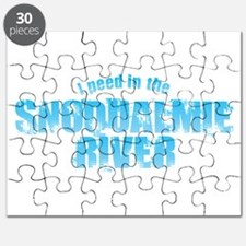 I Peed in the Snoqualmie River Puzzle