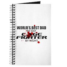 World's Best Dad - Cage Fighter Journal