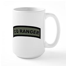 Large CQ Ranger Mug