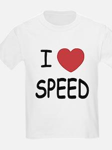 I love speed T-Shirt