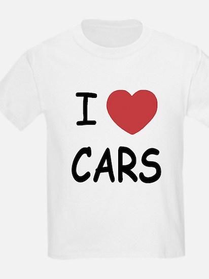 I love cars T-Shirt