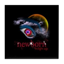 Newborn Twilight Saga Tile Coaster