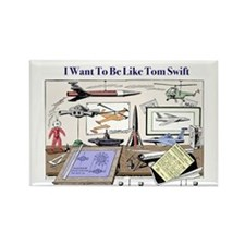 Want to Be Like Tom Rectangle Magnet (10 pack)