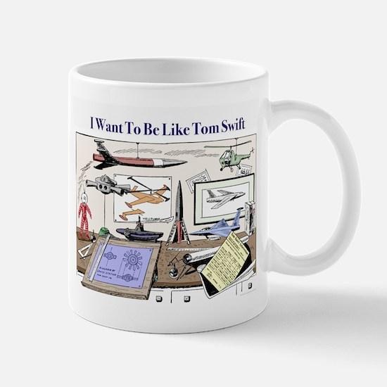 Want To Be Like Tom Mug