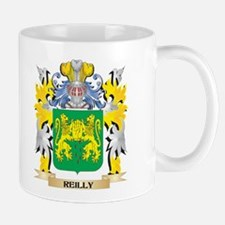 Reilly Family Crest - Coat of Arms Mugs