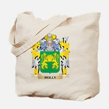 Reilly Family Crest - Coat of Arms Tote Bag