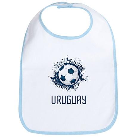 Uruguay Football Bib