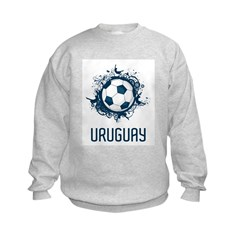Uruguay Football Sweatshirt