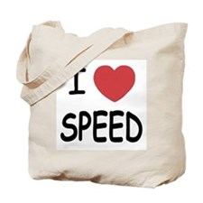 love speed Tote Bag
