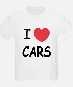 love cars T-Shirt