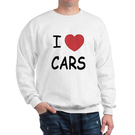 love cars Sweatshirt