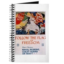 Follow the Flag Journal
