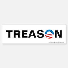Obama - Treason, Bumper Bumper Sticker