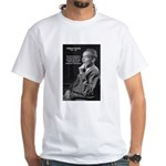Old Age Spirit of Childhood White T-Shirt