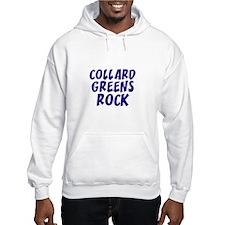 Collard Greens Rock Hoodie