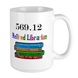 Retired librarian Drinkware