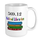 Retired librarian Coffee Mugs