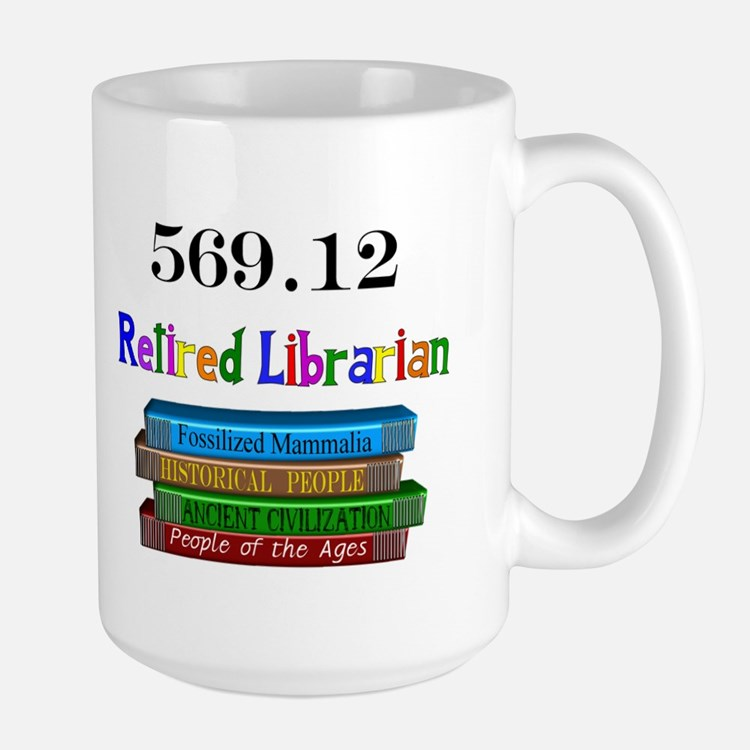Retired Occupations Mug