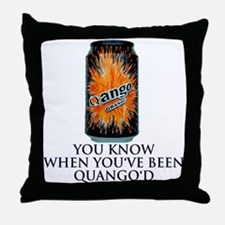Quango'd? Then get the Throw Pillow