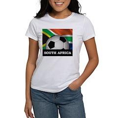 South Africa Football Women's T-Shirt