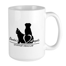 Coffee Mug- Charlie's Angels New Logo