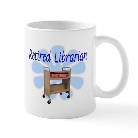 Retired Occupations Mug