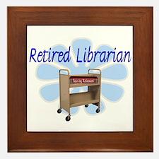 Retired Occupations Framed Tile