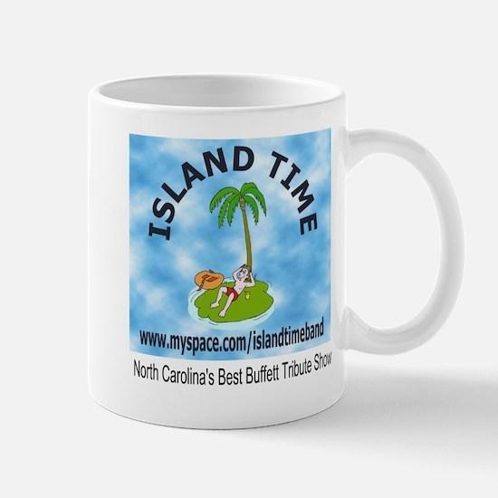 Cute Island time Mug