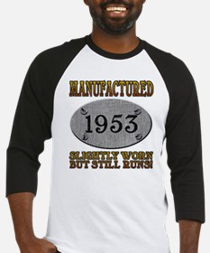 Manufactured 1953 Baseball Jersey