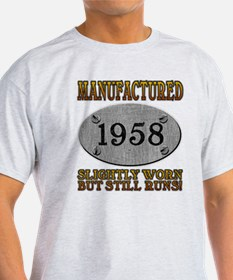 Manufactured 1958 T-Shirt