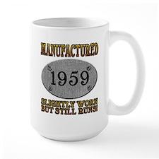 Manufactured 1959 Mug