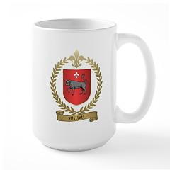 WILLETT Family Crest Mug