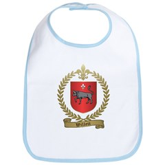 WILLETT Family Crest Bib